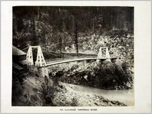 The Alexander Suspension Bridge