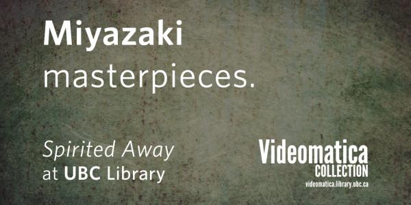 miyazki masterpieces